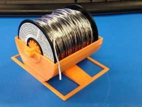 焊料轴 支架