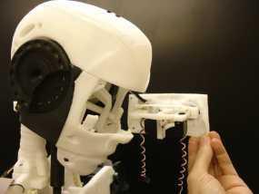InMoov机器人眼部