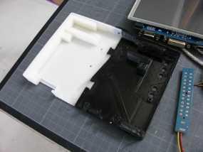 InMoov机器人触摸显示器外壳