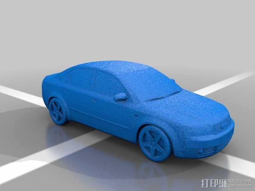 tranket 汽车 3D打印模型渲染图
