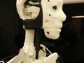 Inmoov机器人颈部