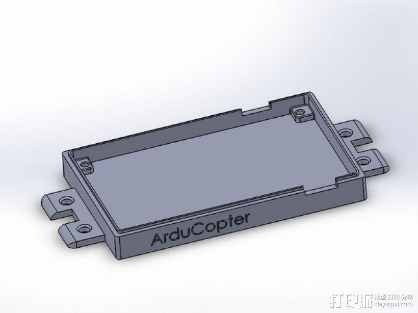 Arducopter控制器外壳 3D打印模型渲染图