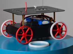 机器人 车轮和轮胎