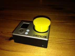 Gopro 3相机镜头盖