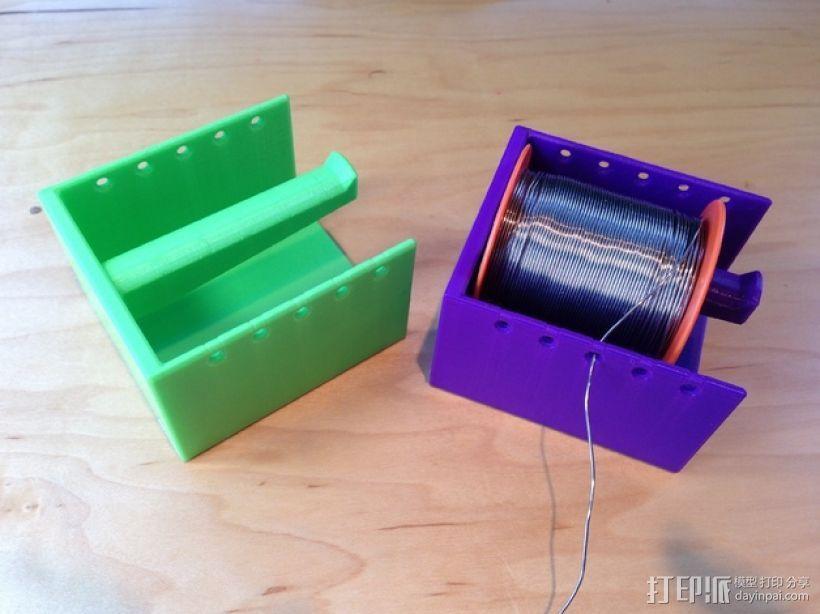 焊料架 3D打印模型渲染图