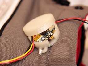 Adafruit GEMMA电路板外壳
