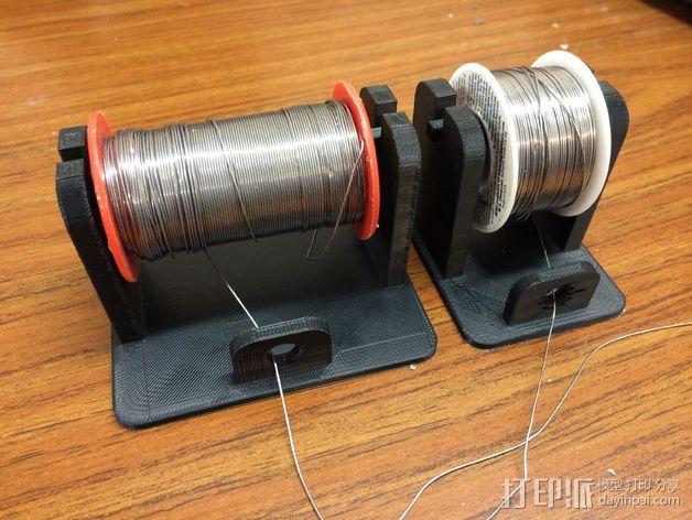 焊料支架 3D打印模型渲染图