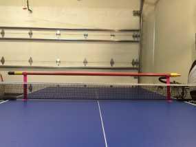 乒乓球桌 训练杆