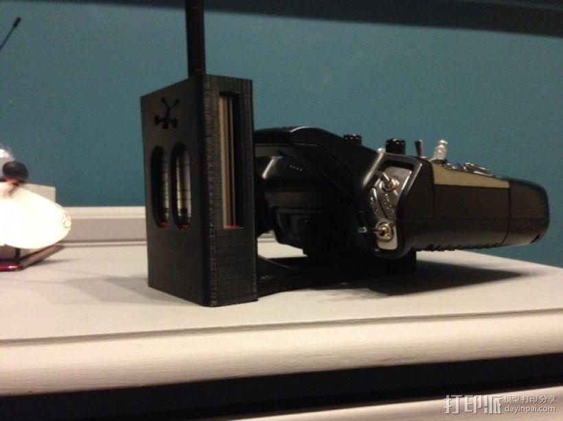 Ezuhf发射机支架 3D打印模型渲染图