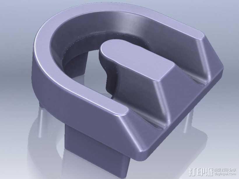 Wingjoiner 飞机零部件 3D打印模型渲染图