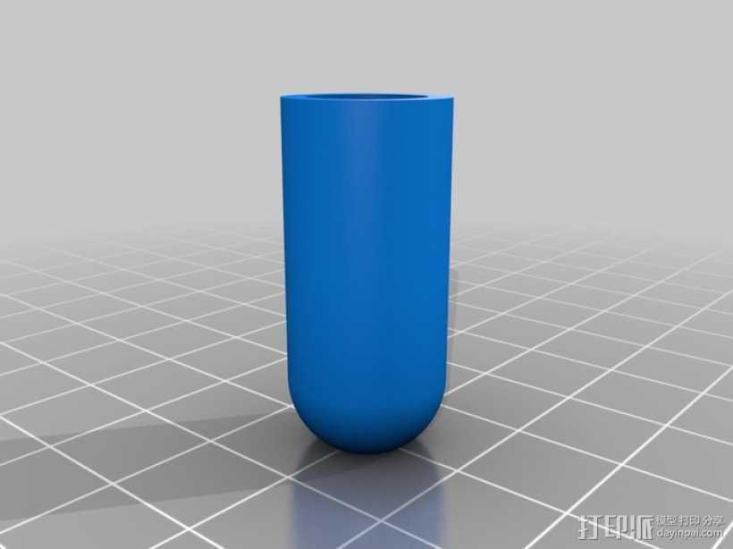 鼓架 3D打印模型渲染图