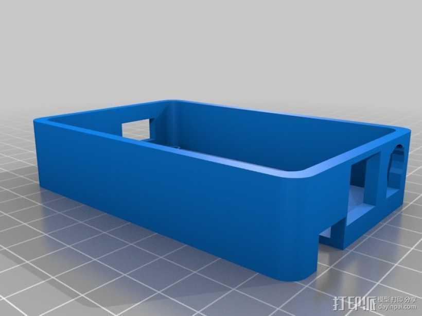 暗箱 3D打印模型渲染图