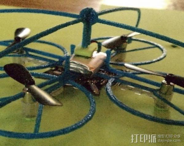 飞行保险杠杆 3D打印模型渲染图