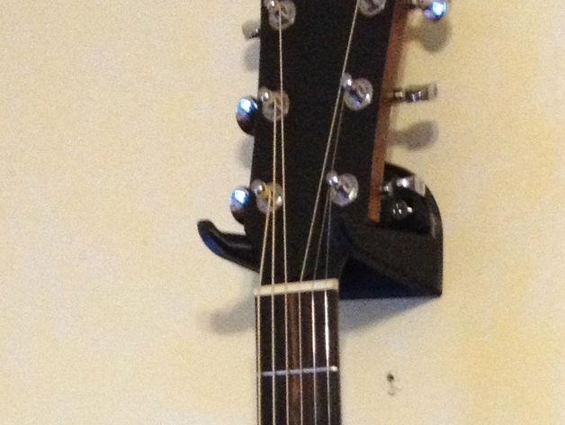 古典吉他支架 3D打印模型渲染图