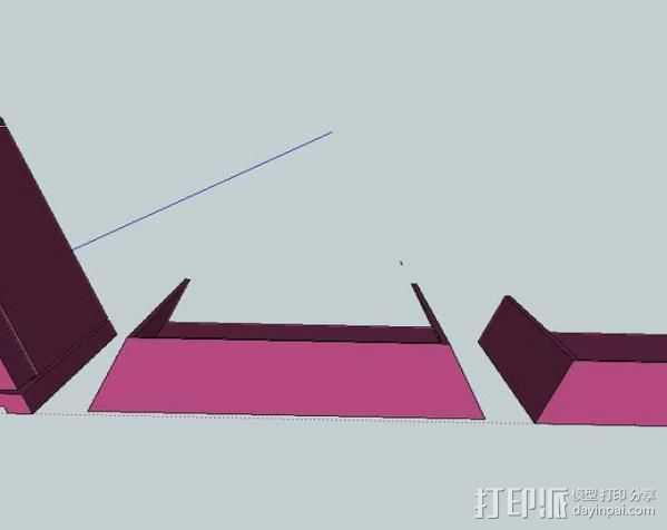 Zlice 壳子 3D打印模型渲染图
