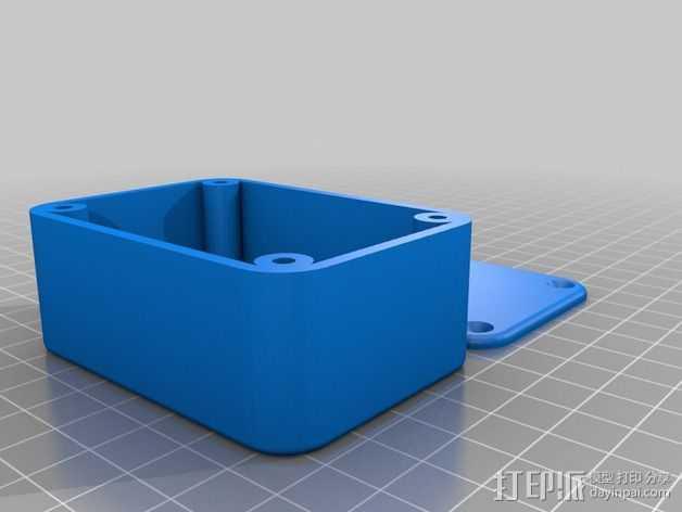 工具盒子 3D打印模型渲染图
