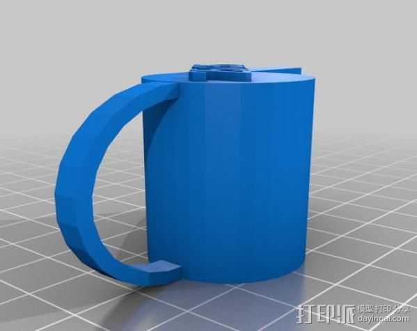 哨子集合 3D打印模型渲染图