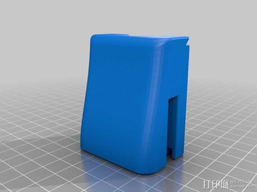 磁铁置物器 3D打印模型渲染图