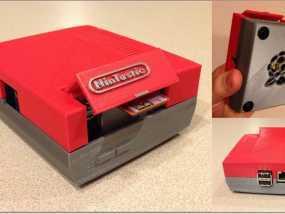 树莓派游戏机