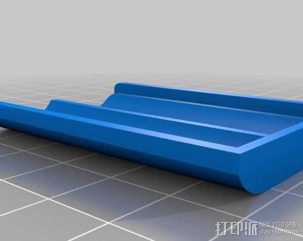 XBox 360 游戏机无线手柄 3D打印模型渲染图