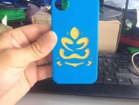 Iphone 4S 大佛外壳