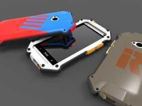 HTC ONE手机外壳