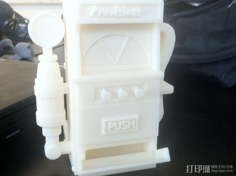 TF2机器 3D打印模型渲染图