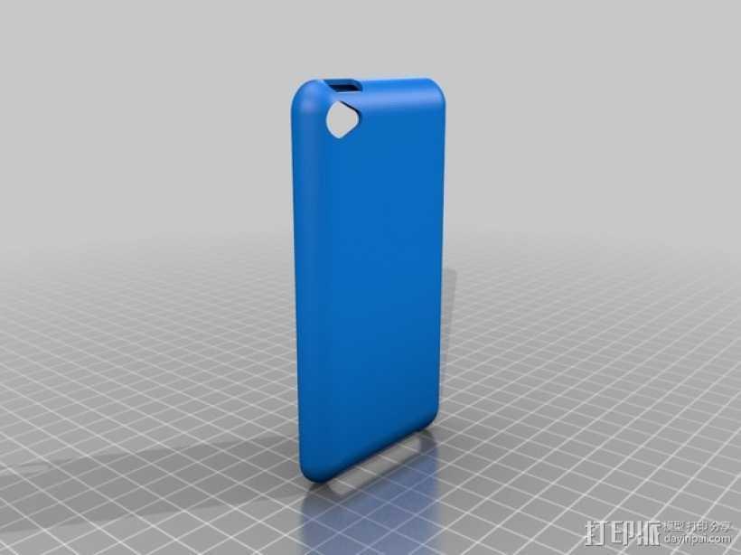 iPod touch 4套 3D打印模型渲染图