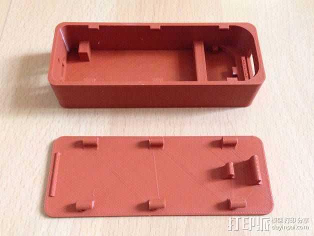 Minty Boost 套盒 3D打印模型渲染图