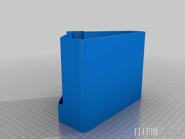 iPad平板电脑支架 3D打印模型渲染图
