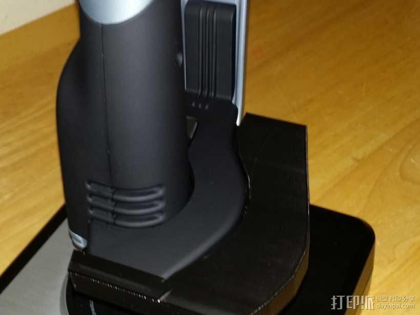 Saitek X52操纵杆 3D打印模型渲染图