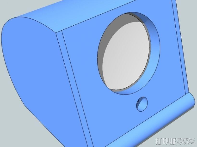 演讲者BF45 3D打印模型渲染图