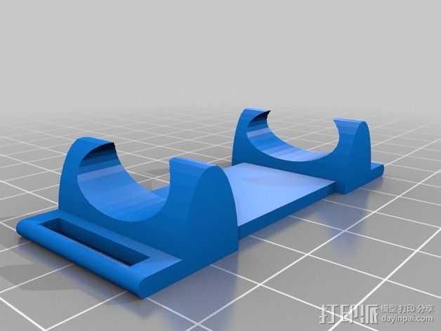 部件  3D打印模型渲染图