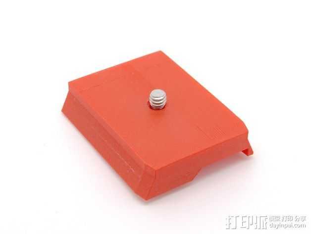 501适配器 3D打印模型渲染图