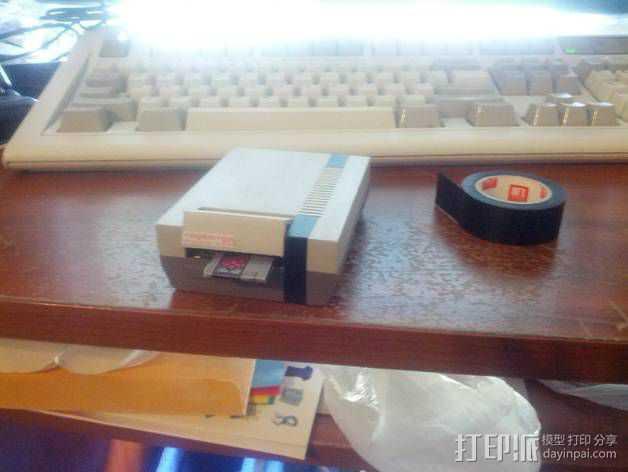 Raspberry Pi 保护壳 3D打印模型渲染图