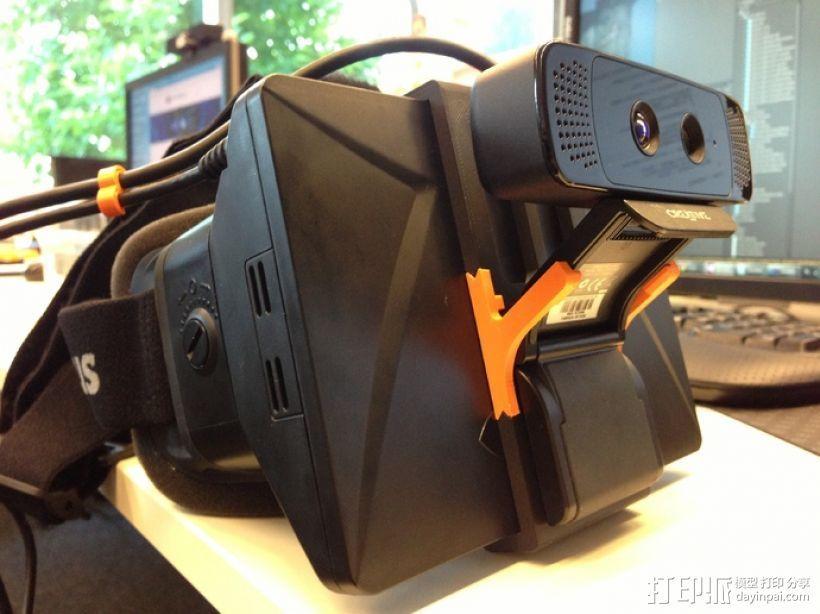 3D相机 3D打印模型渲染图