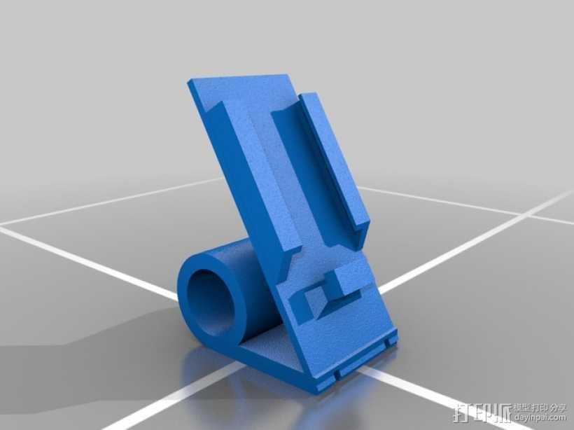 IPOD NANO支架 3D打印模型渲染图