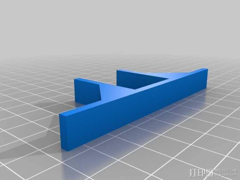 MacBook Pro支架 3D打印模型渲染图