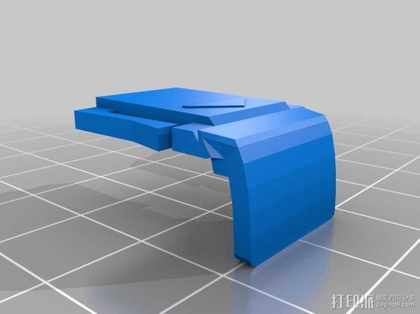 e-pm1笔适配器 3D打印模型渲染图