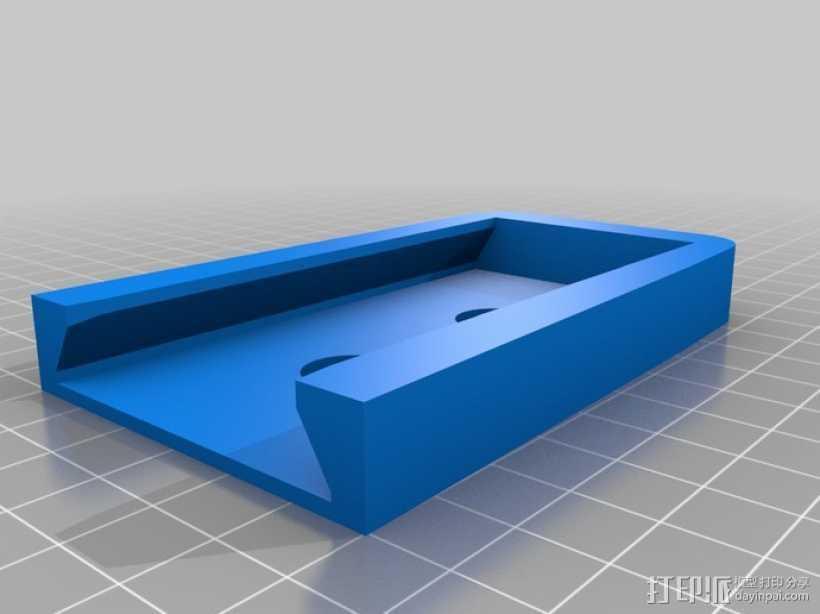 Gitzo Tripod镜头盖 3D打印模型渲染图