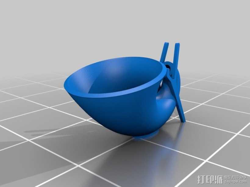 Xperia Pro扬声器 3D打印模型渲染图