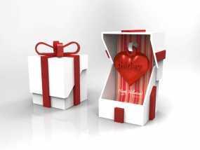 情人节礼品盒