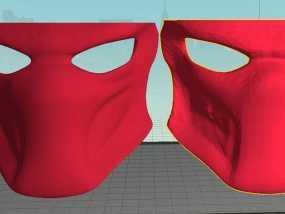 铁血战士 面具
