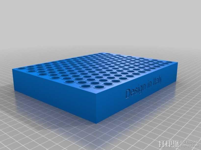 笔架 3D打印模型渲染图
