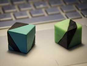 立方体 戒指