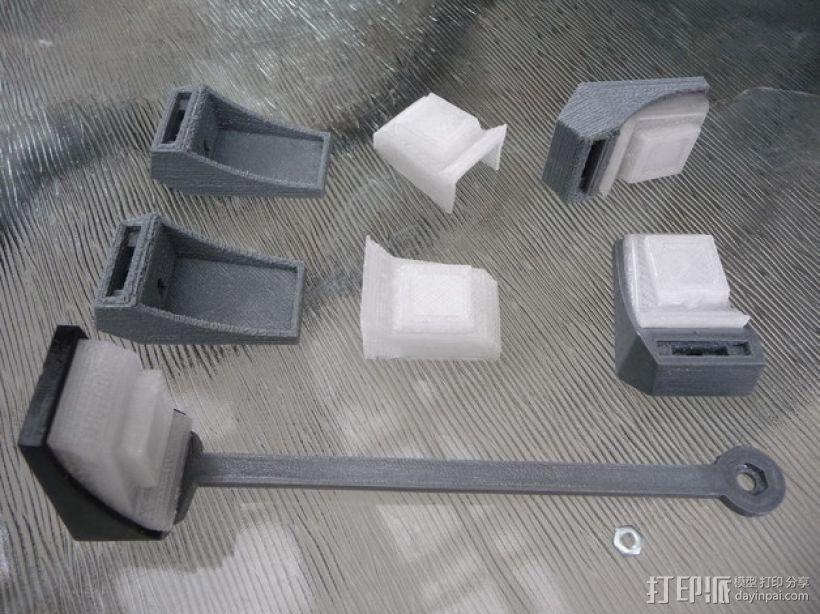 测距仪模型 3D打印模型渲染图
