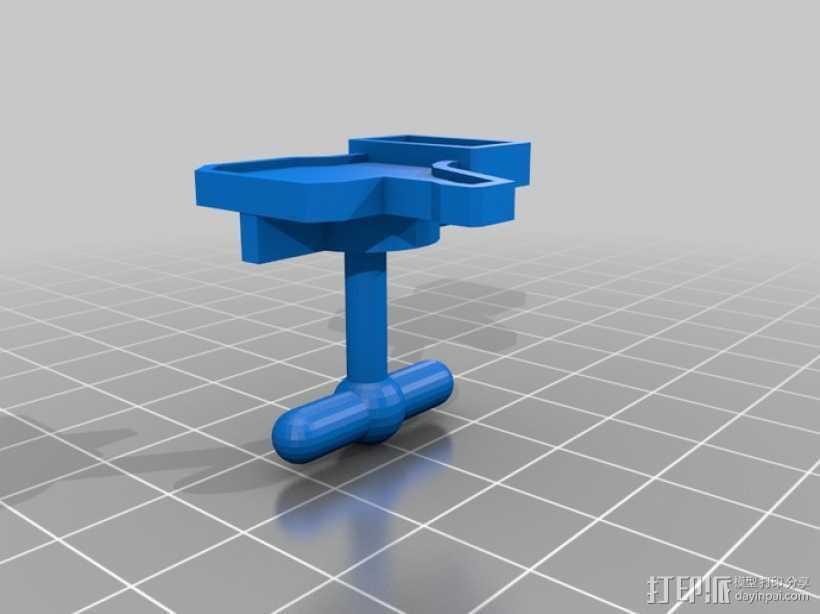 点赞! 3D打印模型渲染图