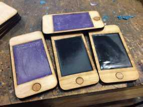 中世纪风格的PDA——IPhone 版