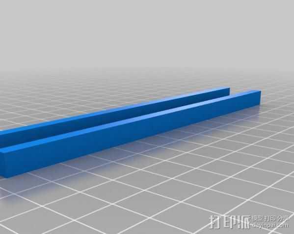 桥梁 模型 3D打印模型渲染图