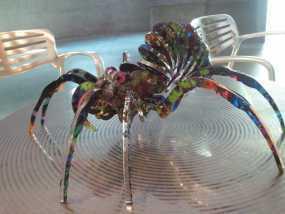 丙烯酸 蜘蛛